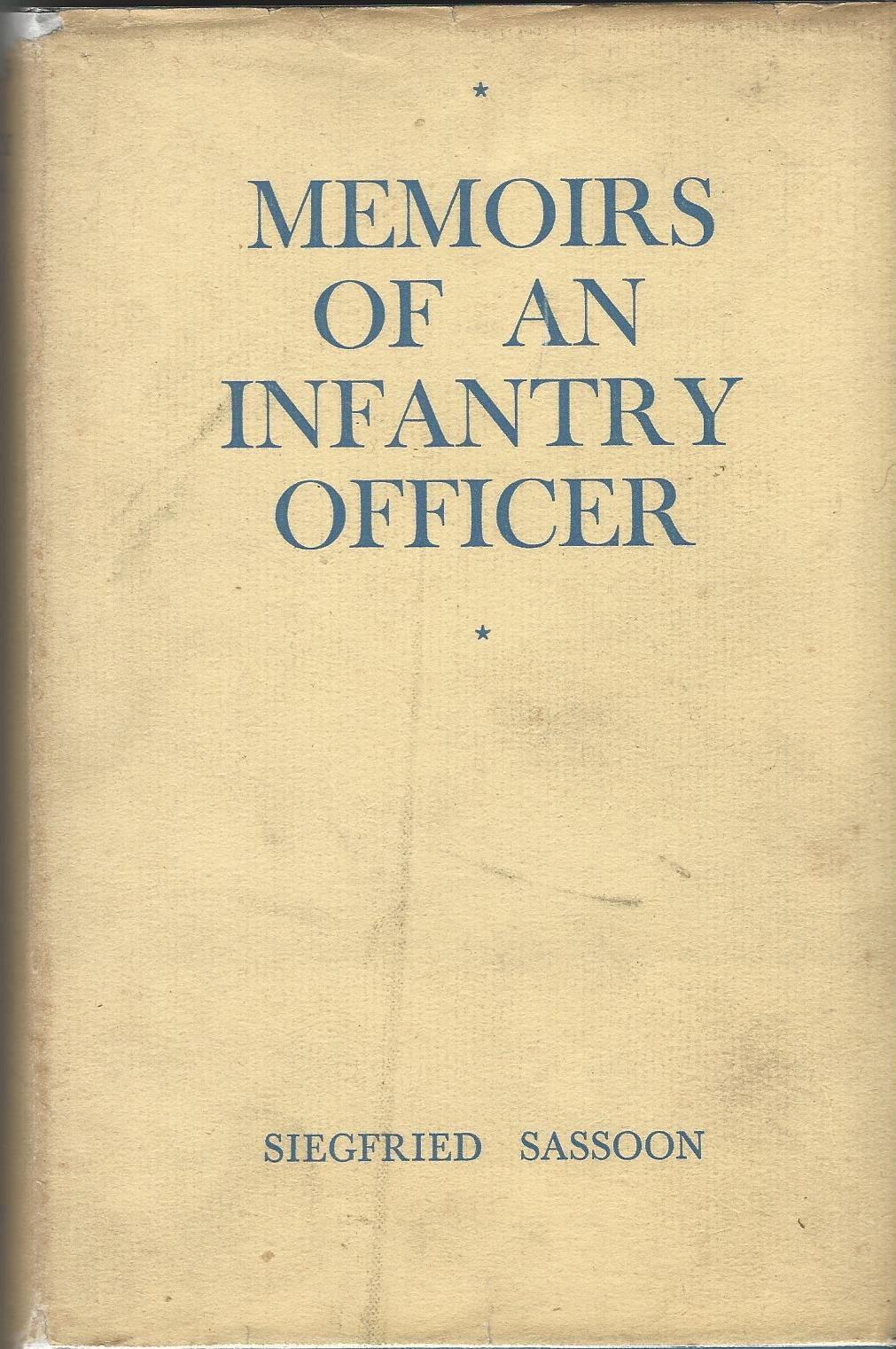 Image for Memoirs of An Infantry Officer.