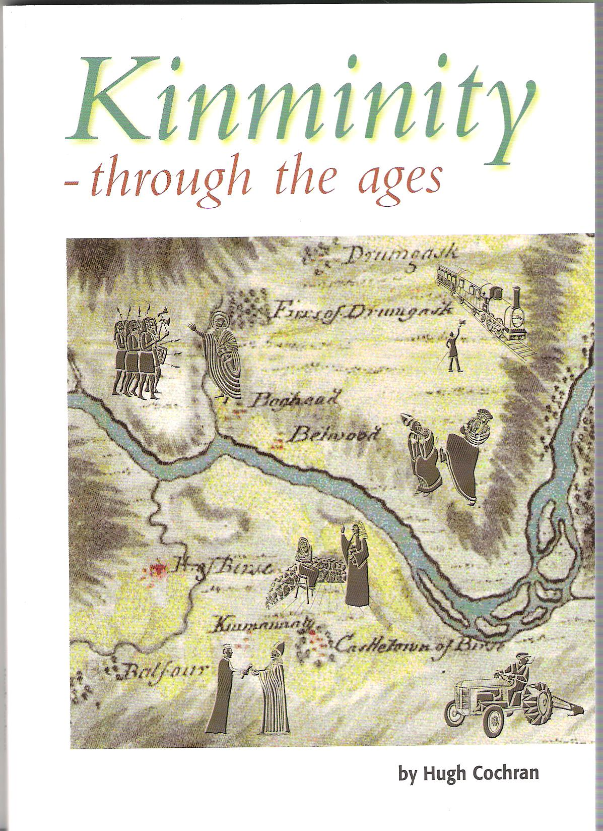 Image for Kinminity - through the Ages.