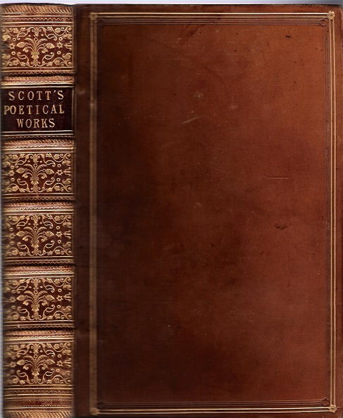 Image for The Poetical Works of Sir Walter Scott: (Complete in one volume with all his introductions and notes).