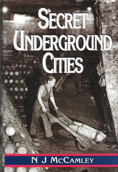Image for Secret Underground Cities.