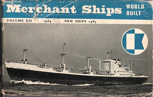 Image for Merchant Ships World Built: Volume XII.