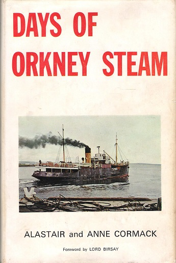 Days of Orkney Steam.