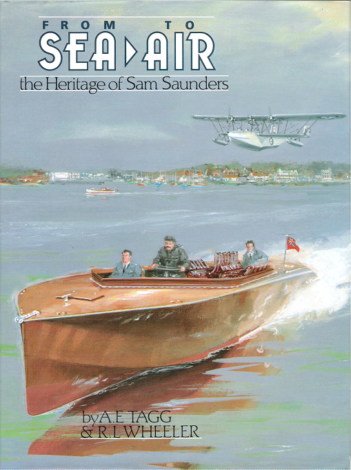 Image for From Sea to Air: The Heritage of Sam Saunders.