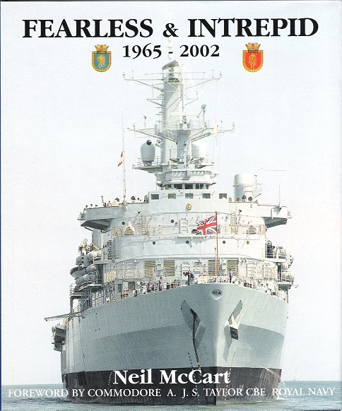 Image for Fearless & Intrepid: 1965-2002.